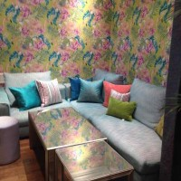Wall Paper and Fabrics_1