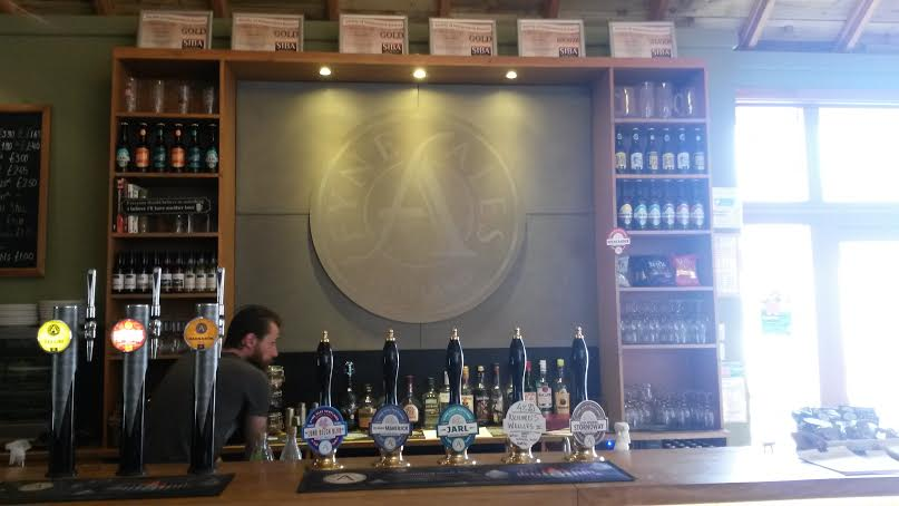 Experiencing the true beer world – Domenico Cascone