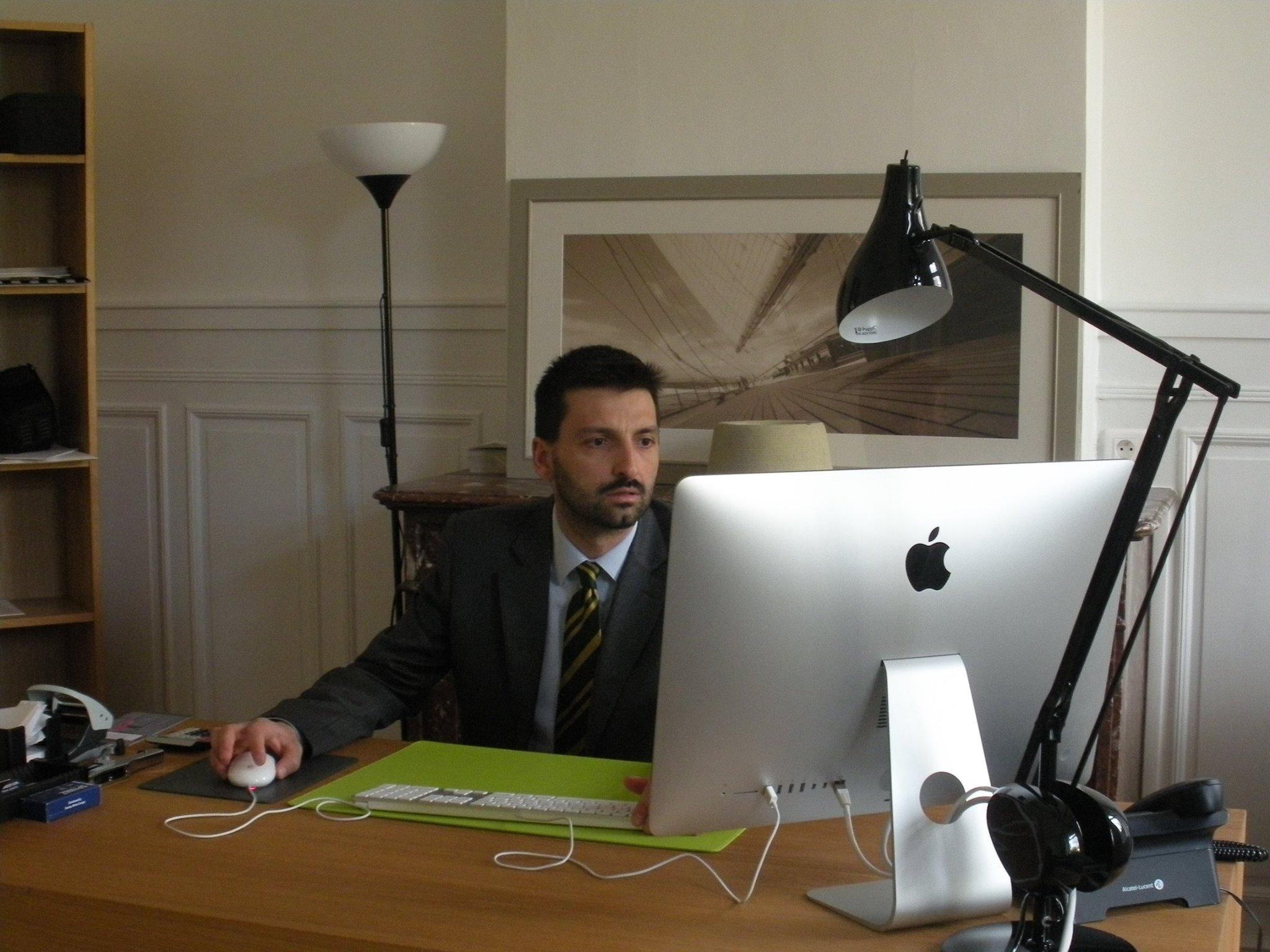 First month of EYE – Nicola de Santis