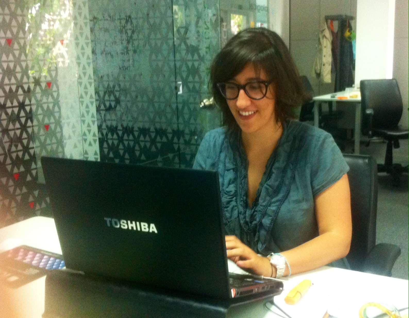 First two weeks at Mentortec – Irene Aragona