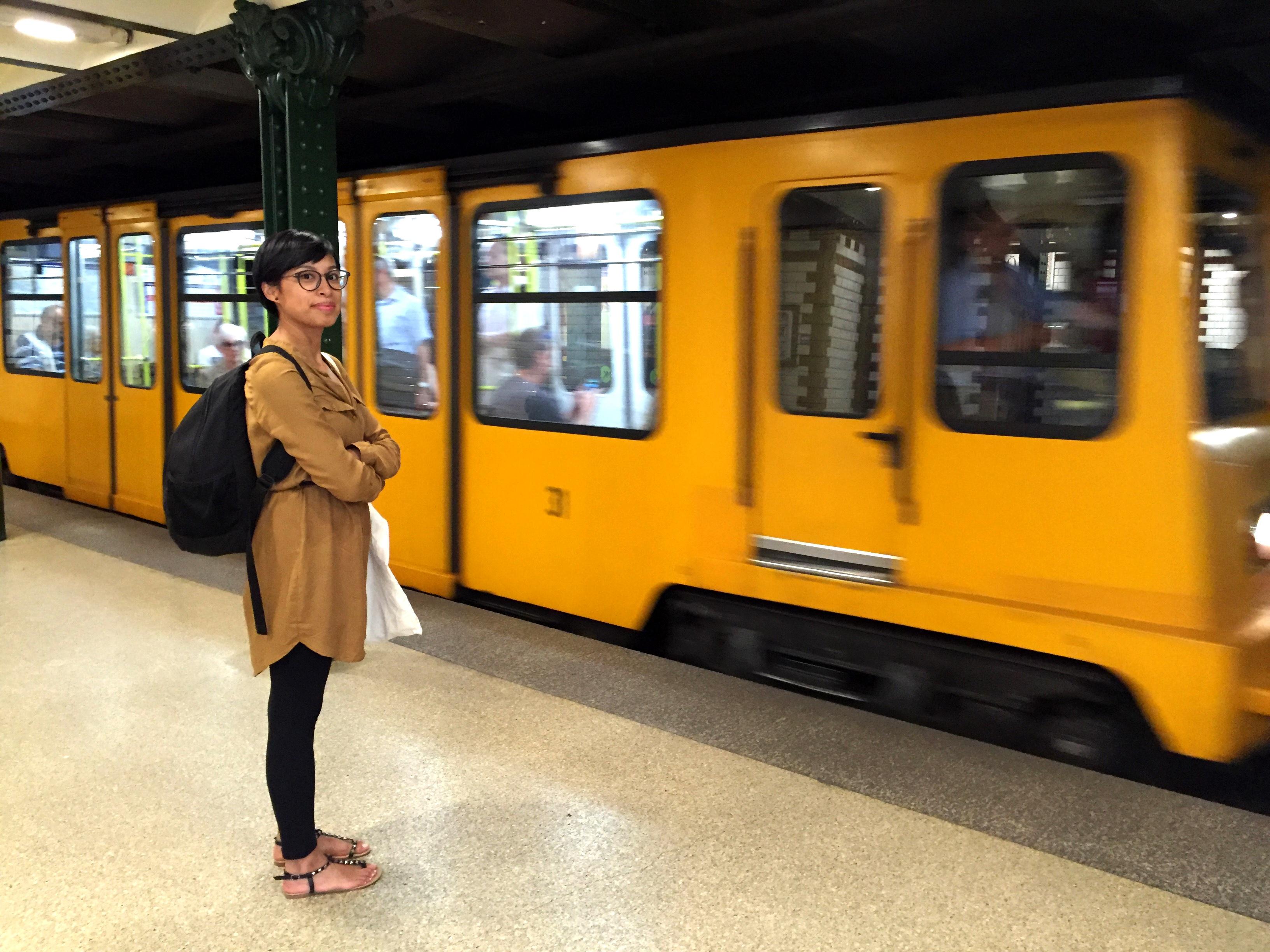 An EYE in Budapest: my second 2 weeks – Katrin Orbeta