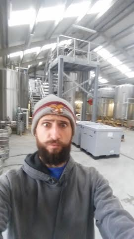 First two weeks at Fyne Ales Ltd., Scotland – Tommaso Stettler
