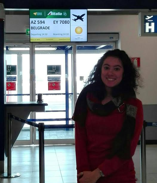 My first two weeks in Malaga – Lisa Piacentini
