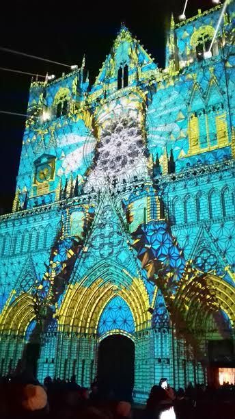 Festival of Lights in Lyon – Viera Samela