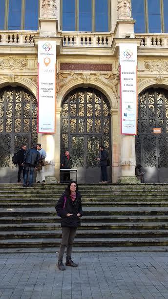 News from my EYE in Lyon – Viera Samela