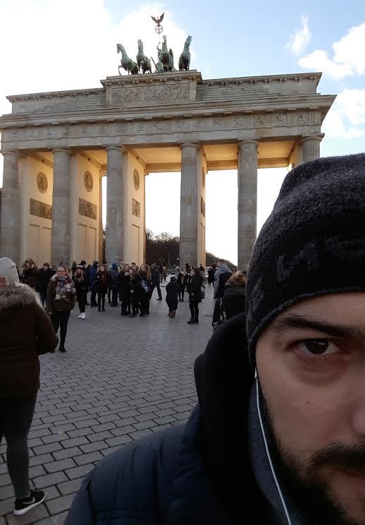 Report of my EYE in Berlin – Marco Barbiero
