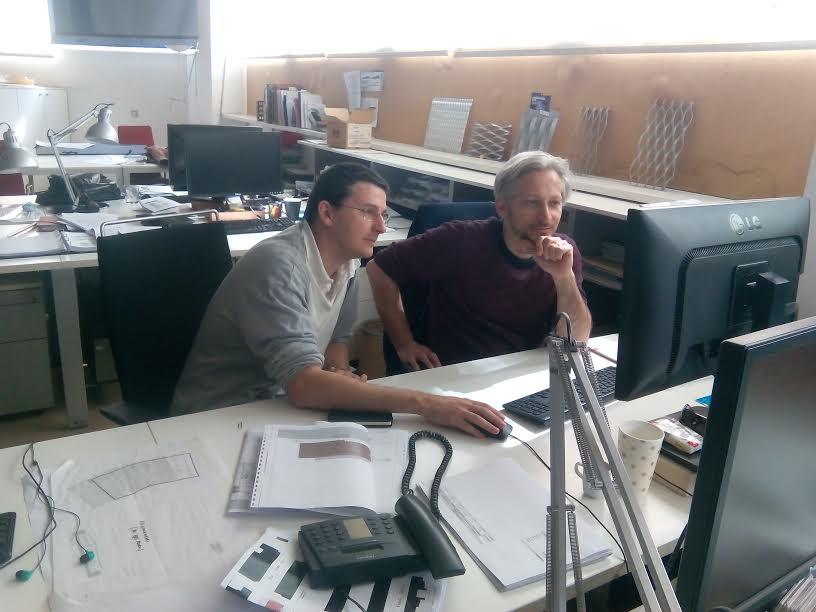 Report of my EYE in Barcelona – Alberto Gramegna