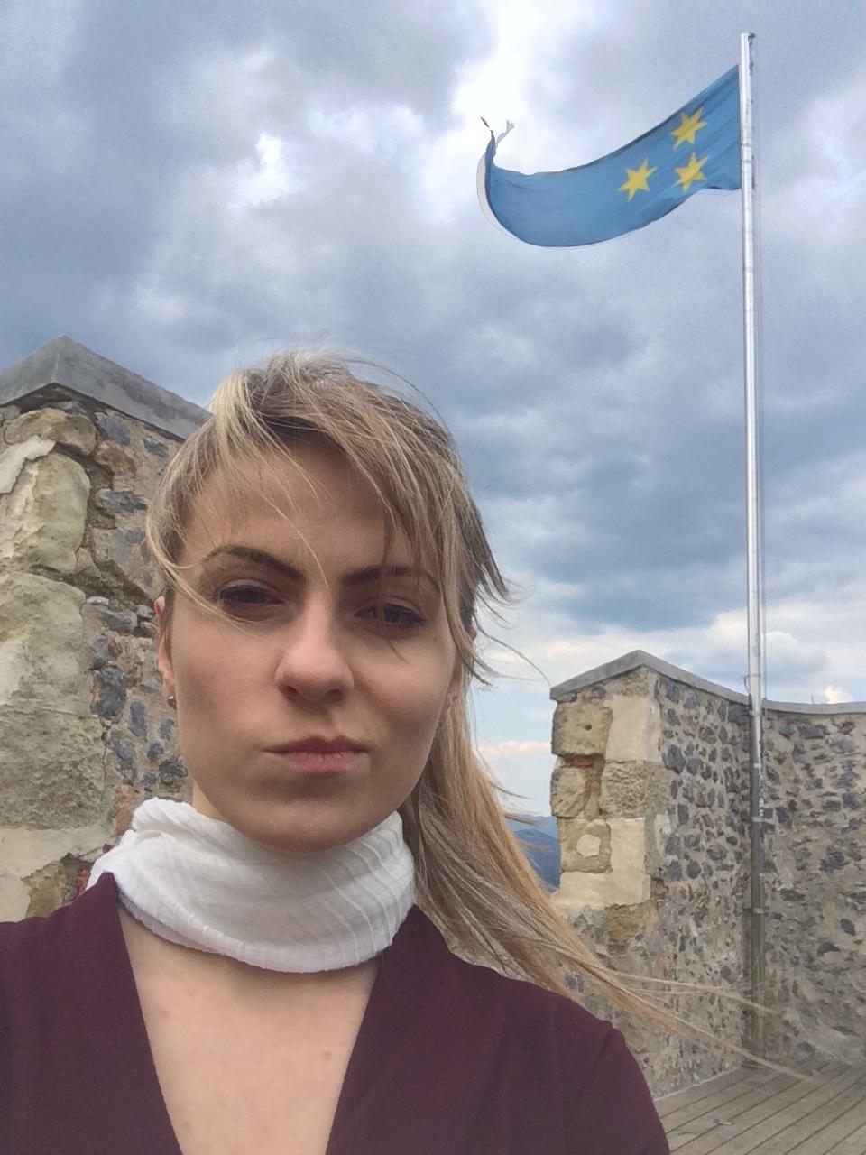 Last month of my EYE in Slovenia – Liliana Wiadrowska