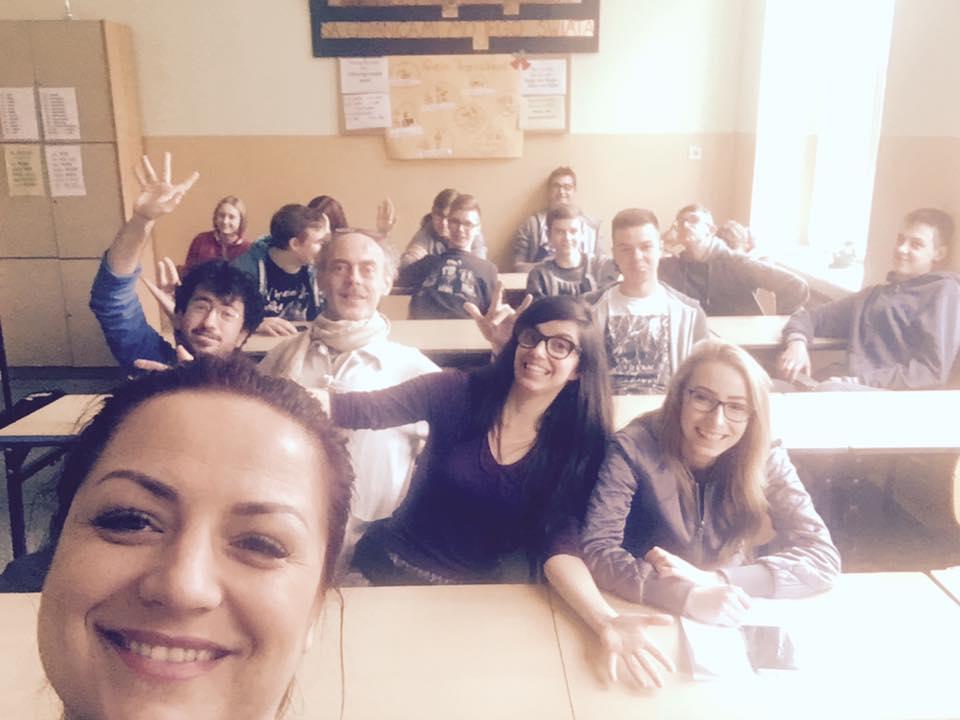 6th and 7th period of my EYE in Poland – Lucio Pileggi