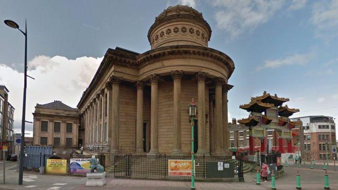 7th Report Of My EYE In Liverpool – Roberta Laguardia