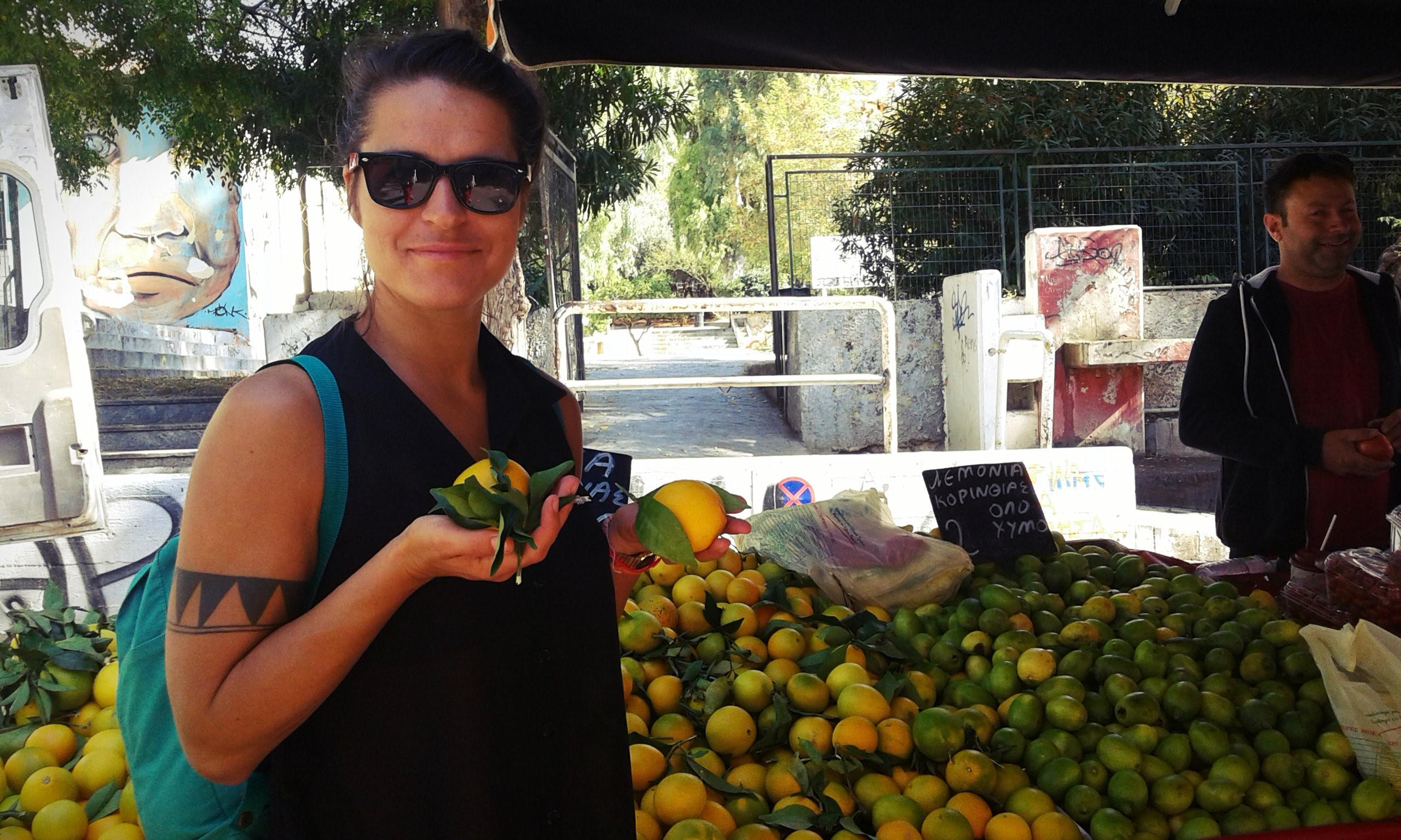 Miesięczne podsumowanie pracy w Kooperatywie SYNZO Nina Józefina Bąk z Aten