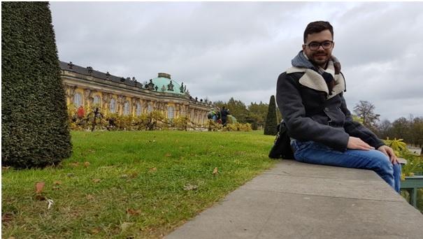 The beginning of my EYE in Germany – Haris Buljubasic