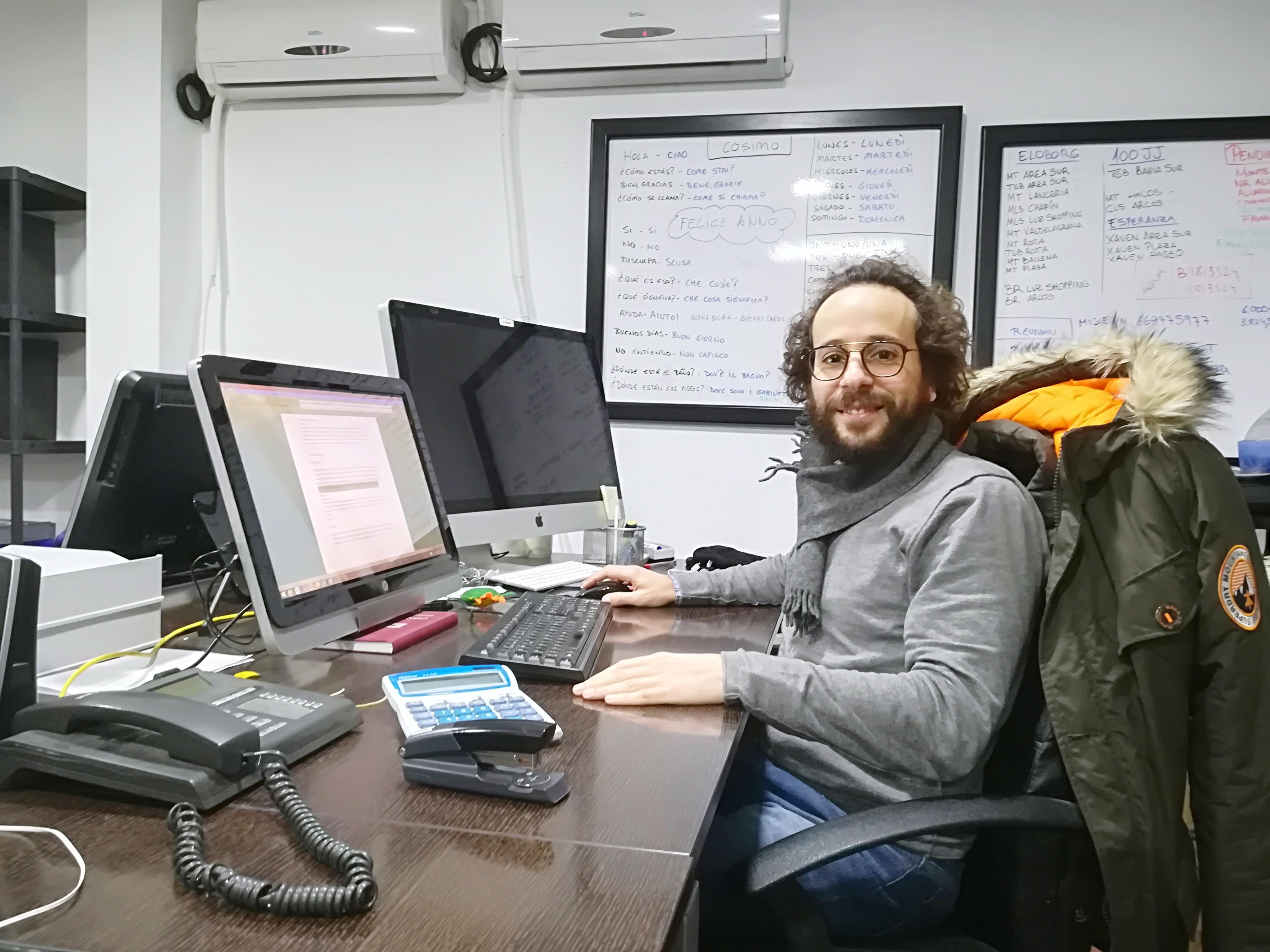 7th and 8th week of my EYE in Jerez De La Frontera – Cosimo Lavorato