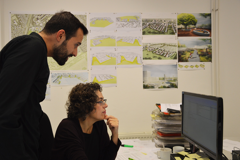 8th and 9th Bi-Weekly. Report Of My Eye at Casanova + Hernandez Architects – Denisio Ranieri