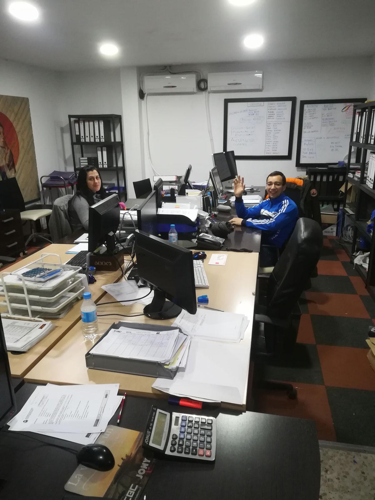 11th and 12th week of my EYE in Jerez De La Frontera – Cosimo Lavorato