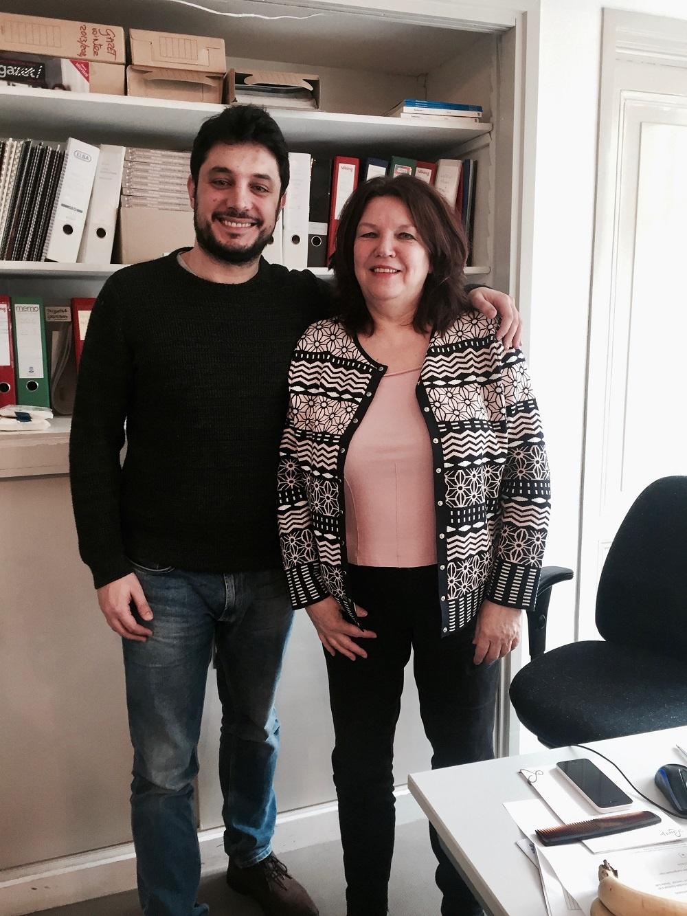 3rd report of my EYE in Amsterdam – Francesco Gallo