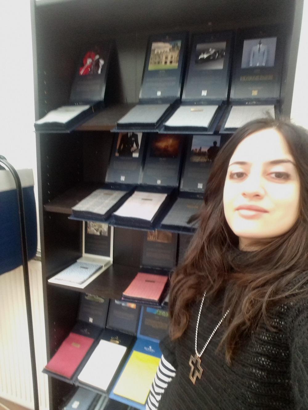First report of my EYE in Brussels – Vincenza Varvara