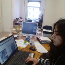 First report of my EYE in Brussels – Vincenza Varvara 3
