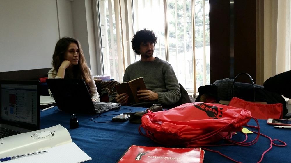 First report of my EYE in Milan – Anna Maria Patsouraki