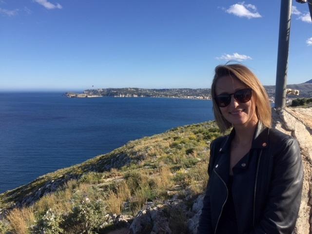 Bye for now, Valencia! – Katarzyna Gołębiewska