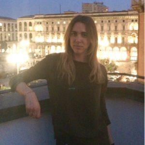 First report of my EYE in Milan – Maria Herrera 2