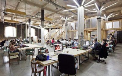 My third month at Factoria Cultural – Roberto Pontecorvo