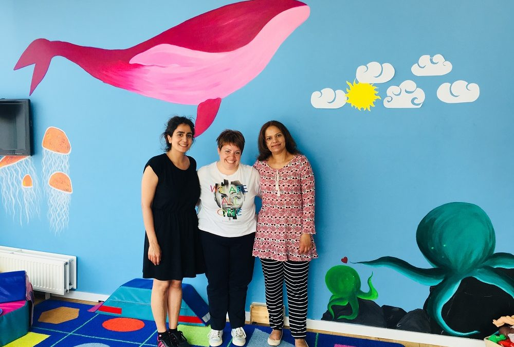 My first weeks at Ørestad Montessori Vuggeste – Cristina Bruno