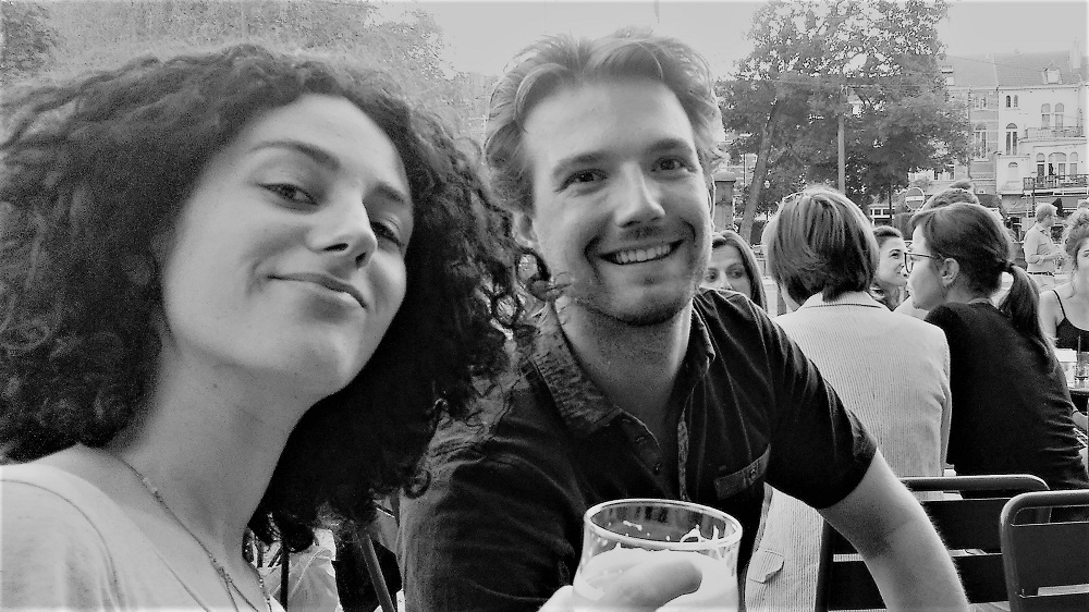 My EYE in Brussels continues – Stefania Tornatore