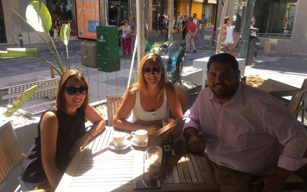 3rd report of my EYE in Algeciras – Irene