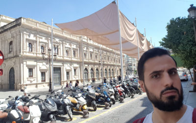 4th Month Of My EYE In Seville – Potito Elia Patano