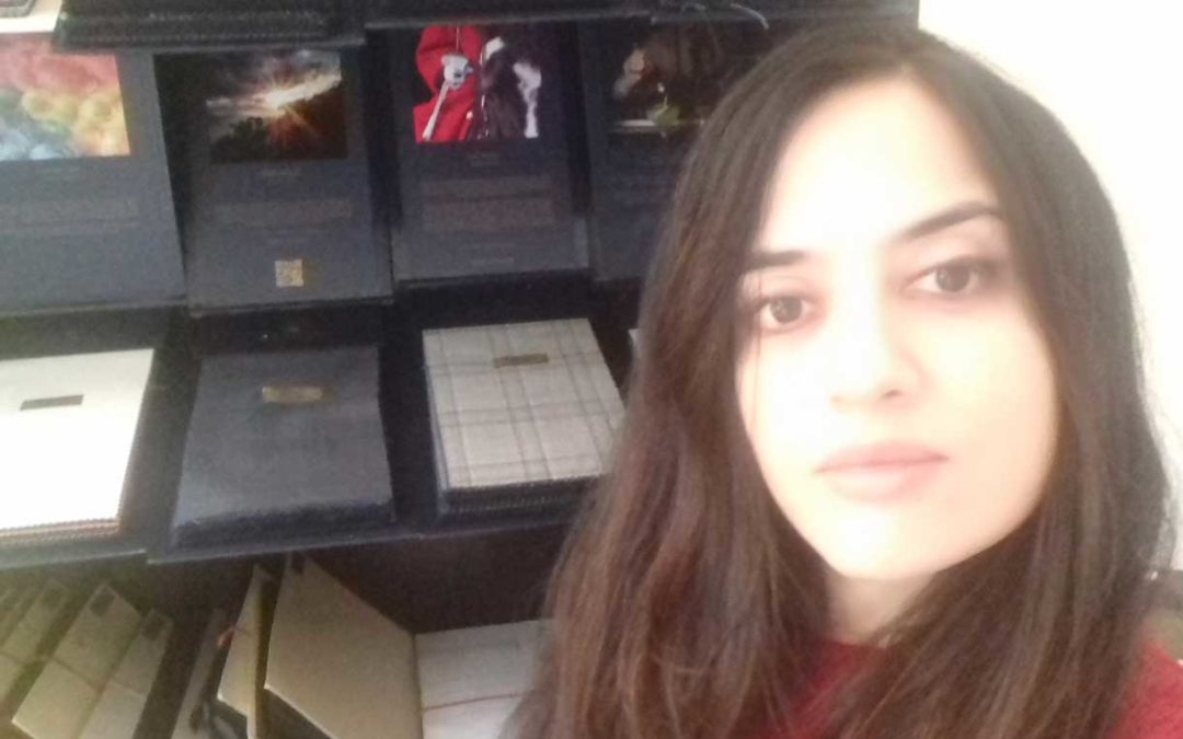 11th report of my EYE in Belgium – Vincenza Varvara