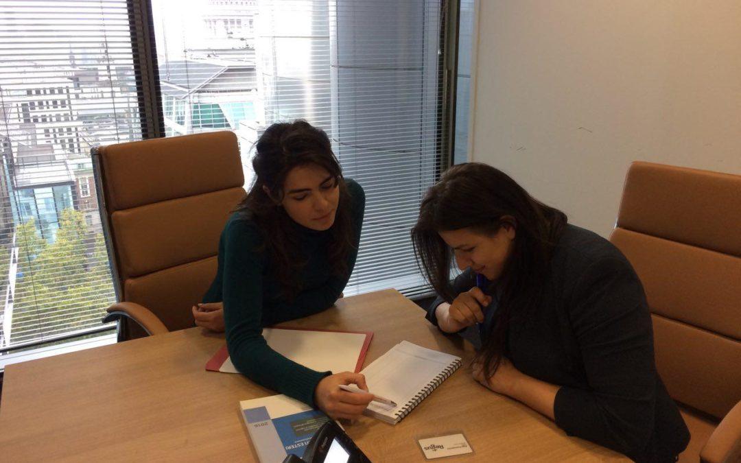 2nd report of my EYE in London – Lucia Lobifaro
