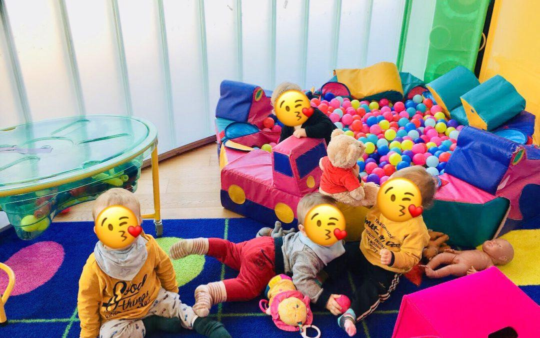 3rd and 4th months at Ørestad Montessori Vuggeste – Cristina Bruno