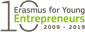 Erasmus pentru tinerii antreprenori
