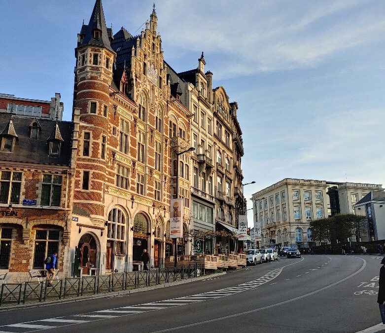 Storia 1: Diletta Managò – Belgio