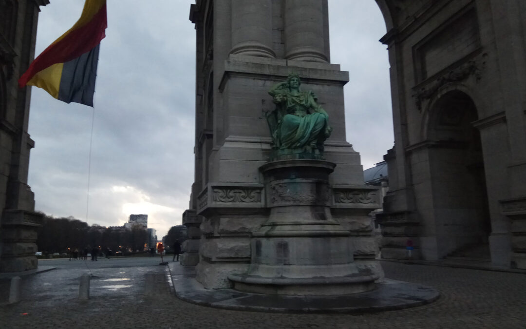 Storia 2: Alessandra Cenci – Belgio