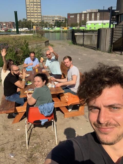 Storia 1: Matteo Carbone – Olanda