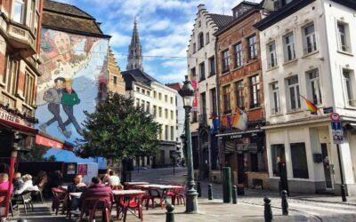Storia 3: Diletta Managò – Belgio
