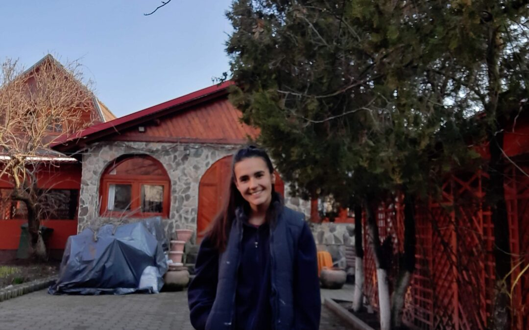 Story 1: Darcy Wrafter – Romania