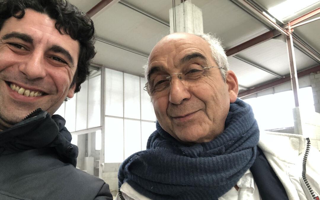 Story 2: Andrea Torchia – Italy